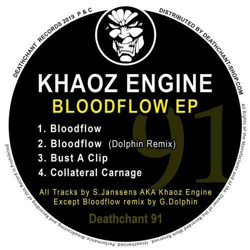 Khaoz Engine - Bloodflow 2019 (EP)