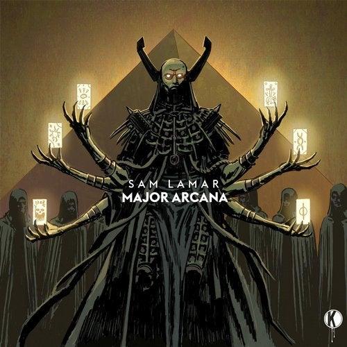 Sam Lamar - Major Arcana 2019 [EP]