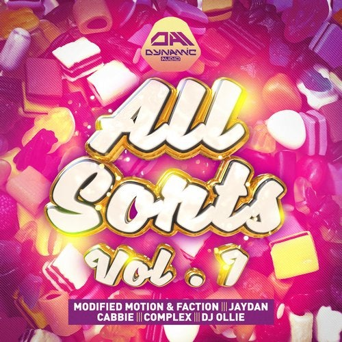 Modified Motion & Faction & Complex & Jaydan & Cabbie - All Sorts (EP) 2017