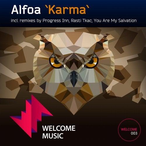 Alfoa - Karma 2014 [EP]