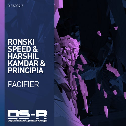 Ronski Speed - Pacifier (Extended Mix)[Digital Society Recordings]