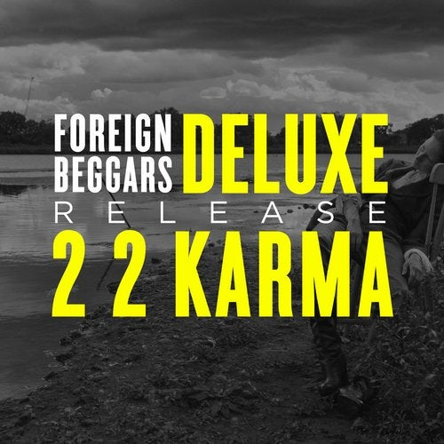 Foreign Beggars - 2 2 Karma (Deluxe Version) 2018 [LP]