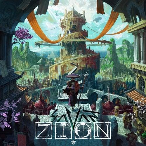 Savant - ZION 2014 [LP]