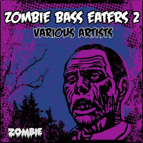 VA - Zombie Bass Eaters, Vol. 2 LP