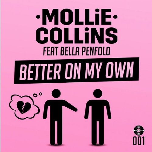 Mollie Collins - Better On My Own 2019 [Single]