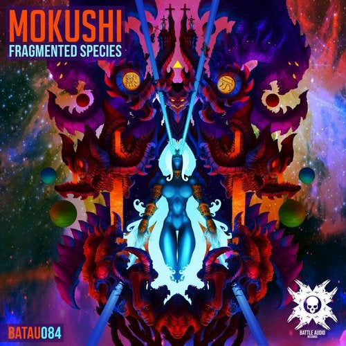 Mokushi - Fragmented Species 2019 (EP)