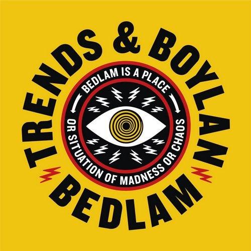 Trends & Boylan - Bedlam [LP] 2018