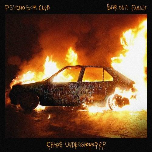 Psycho Boys Club - Chaos Underground 2019 [EP]