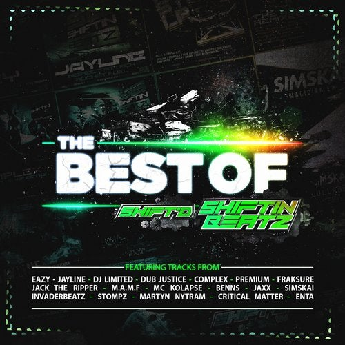 VA - THE BEST OF SHIFTIN BEATZ PART 1 (LP) 2017
