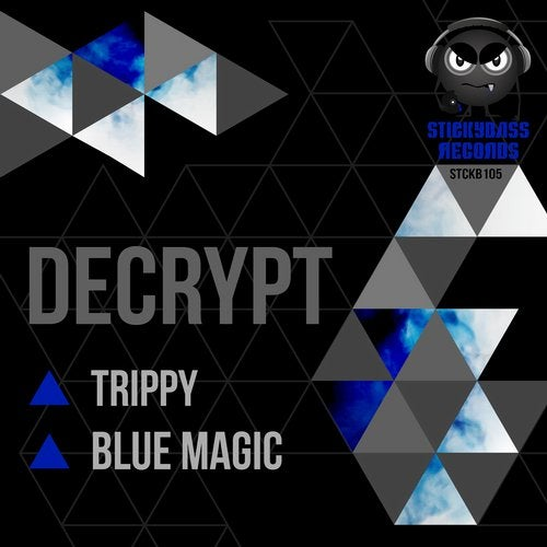 Decrypt - Trippy / Blue Magic [EP] 2017