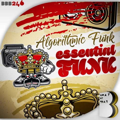 Algorithmic Funk - Essential Funk [LP] 2018