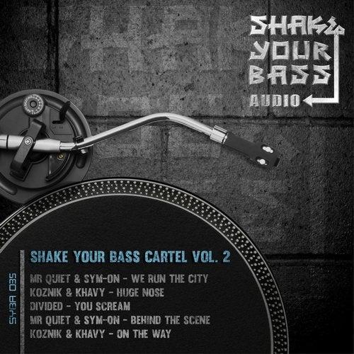 VA - SHAKE YOUR BASS CARTEL VOL. 2 [EP] 2016