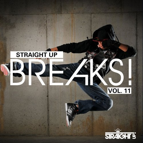 VA - STRAIGHT UP BREAKS! VOL. 11 [LP] 2014