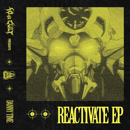 Download Danny Time - Reactivate EP mp3