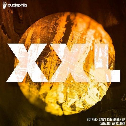 Botnek - Can't Remember [EP] 2018