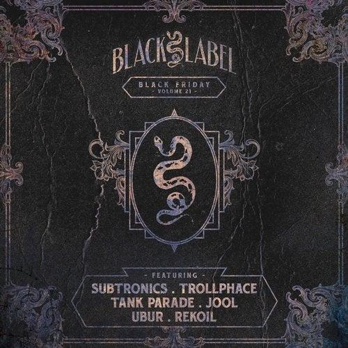 BLACK FRIDAY VOL. 21 (EP) 2018