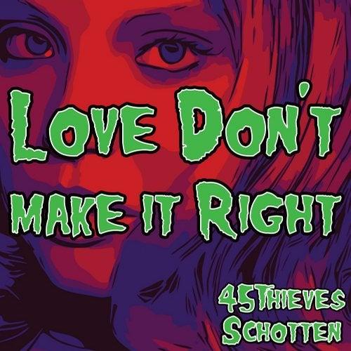 VA - Love Don't Make It Right 2019 [EP]