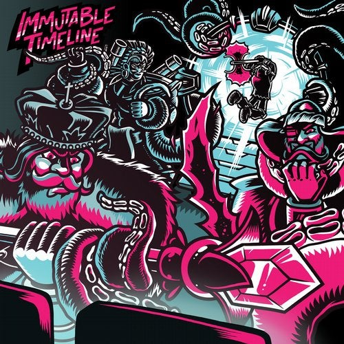 Bad Royale - Immutable Timeline 2016 [EP]
