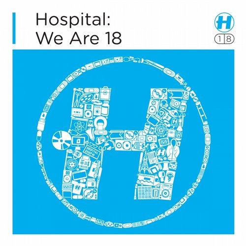 VA - HOSPITAL WE ARE 18 2014 [LP]