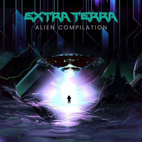 Extra Terra - Alien Compilation (LP) 2019