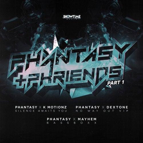 DJ Phantasy & Friends Part 1 (EP) 2019