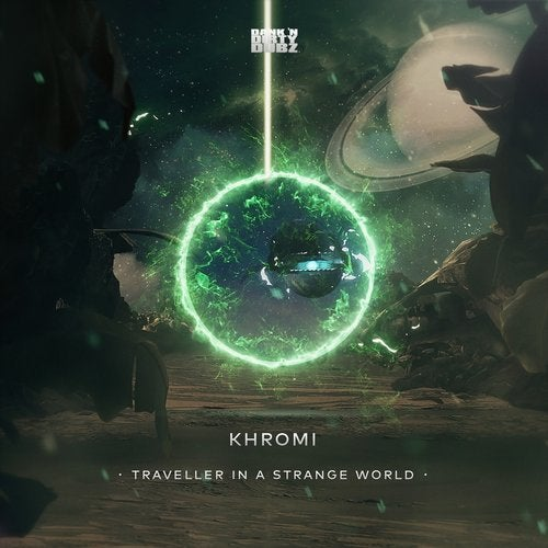 Khromi - Traveller In A Strange World (LP) 2019