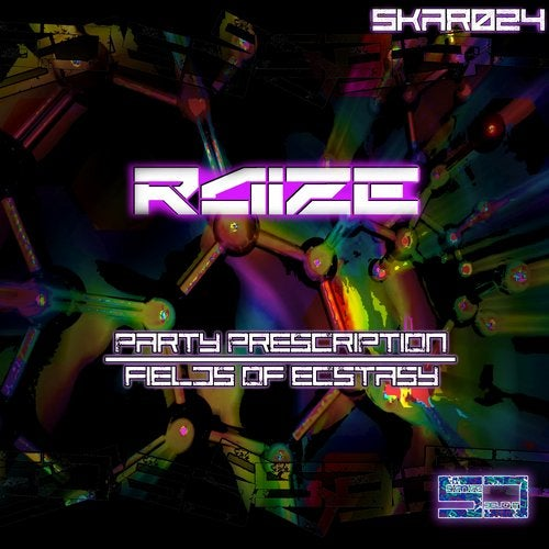 Raize - Party Prescription / Fields Of Ecstasy [EP] 2018