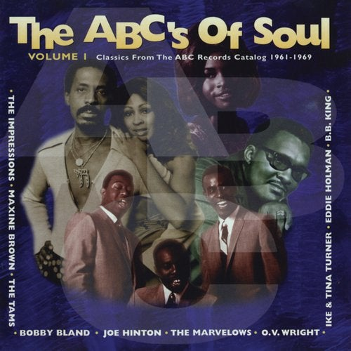 The ABC's Of Soul, Vol  1 [Geffen] :: Beatport