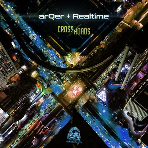 arQer & Realtime - Crossroads (LP) 2019