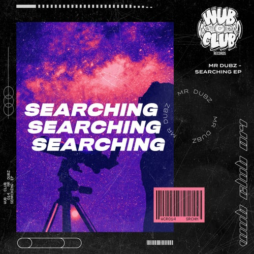 Mr Dubz - Searching (WCR014)