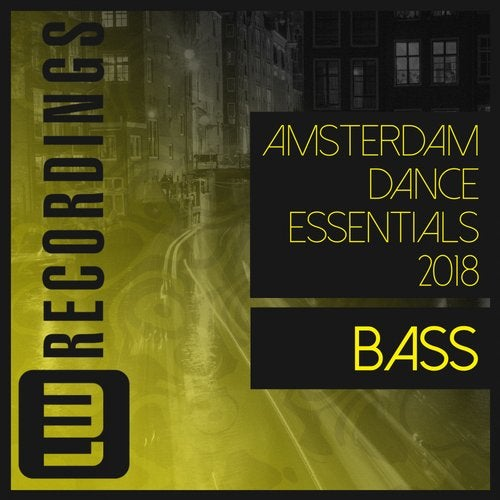VA — AMSTERDAM DANCE ESSENTIALS 2018 BASS (LP) 2018