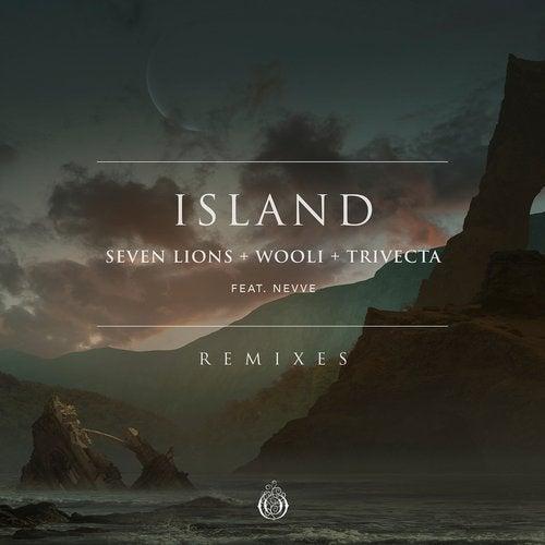 Seven Lions - Island (feat. Nevve) (Remixes) 2019 [EP]