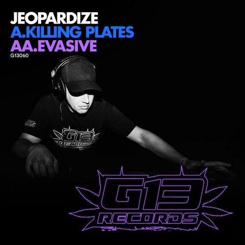 Jeopardize - Killing Plates / Evasive [EP] 2018