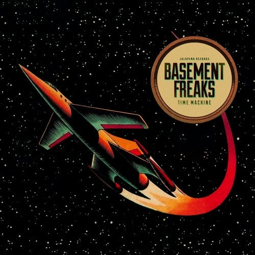 Basement Freaks - Time Machine LP
