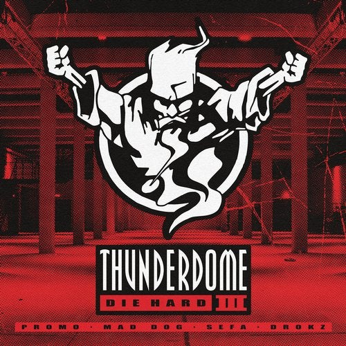 THUNDERDOME DIE HARD III (03) 4CD 2018 (LP)