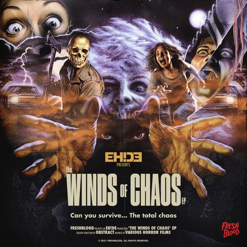 EH!DE - The winds of chaos EP