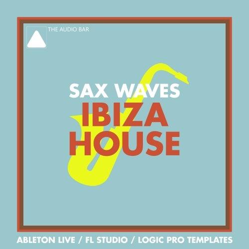 Sax Waves - Ableton Live Template [The Audio Bar]