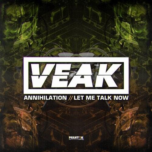 Veak — Annihilation [EP] 2018
