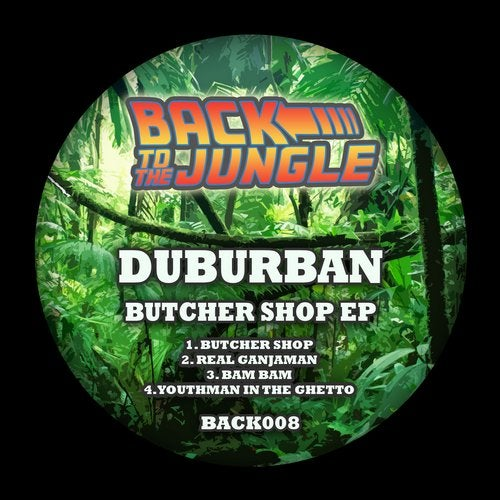 Duburban — Butcher Shop [EP] 2018