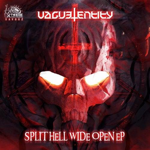 Vague Entity - Split Hell Wide Open (EP) 2019