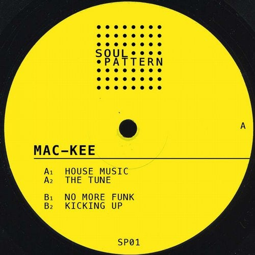 Mac-Kee - No More Funk (Original Mix) [Soul Pattern] :: Beatport