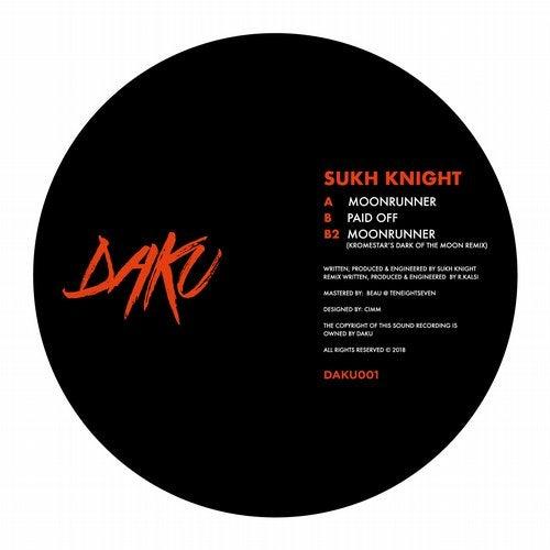 Sukh Knight - Moonrunner 2018 [EP]