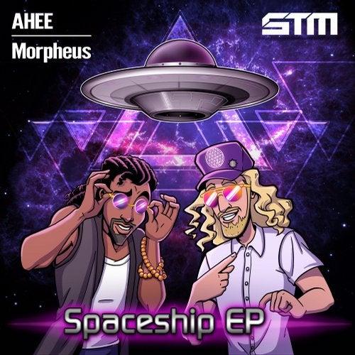 Ahee - Spaceship 2018 [EP]