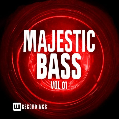 VA - MAJESTIC BASS VOL. 01 2019 (LP)