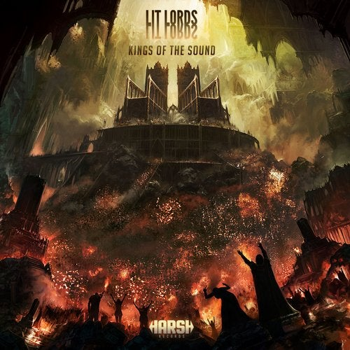 Lit Lords - Kings of The Sound