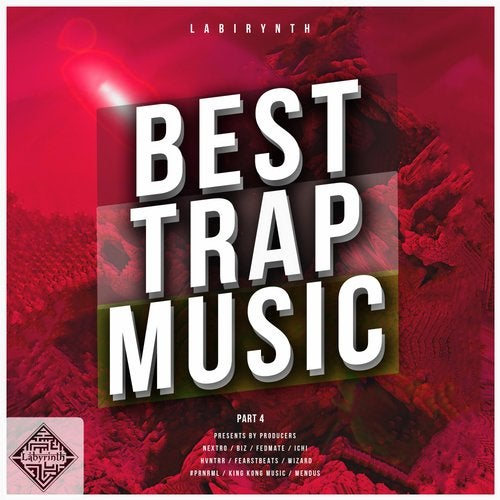 VA - BEST TRAP MUSIC BY LABIRYNTH, PT. 4 (LP) 2019
