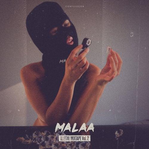Malaa - Illegal Mixtape Vol. II (02) (Deluxe Edition Remixes) (LP) 2019
