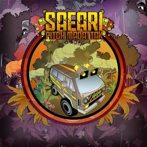 Pitch Mad Attak - Safari 2019 [LP]