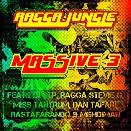 DJ STP - Ragga Jungle Massive 3 [LP] 2017