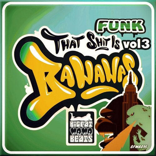 VA - FUNK BANANAS, VOL. 3 [LP] 2019